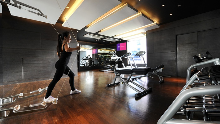 FITNESSSAAL Mode Sathorn Hotel