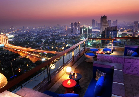 The Roof @38 - Mode Sathorn Hotel - Bangkok