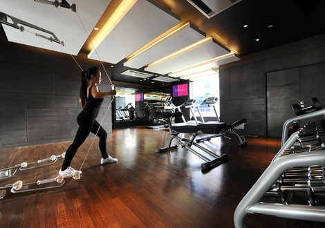 Gym Mode Sathorn Hotel Bangkok